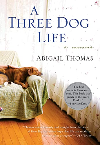 9780156033237: A Three Dog Life