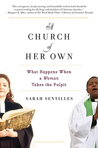 9780156033329: A Church of Her Own: What Happens When a Woman Takes the Pulpit