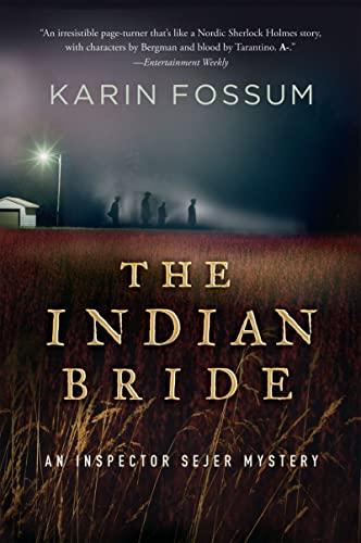 The Indian Bride (Inspector Sejer Mysteries): Fossum, Karin