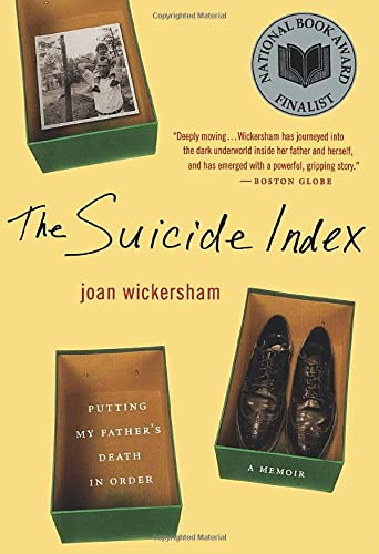 9780156033800: The Suicide Index: Putting My Father's Death in Order
