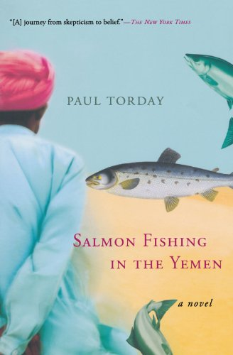9780156034562: Salmon Fishing in the Yemen
