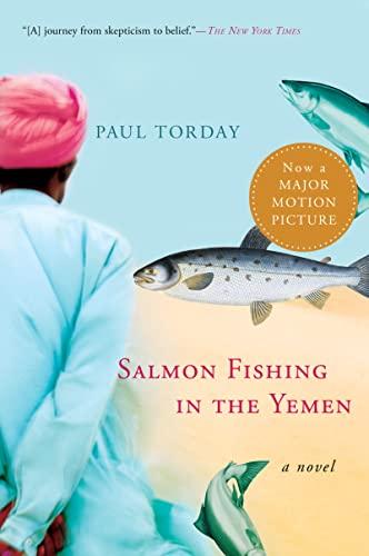 9780156034562: Salmon Fishing in the Yemen