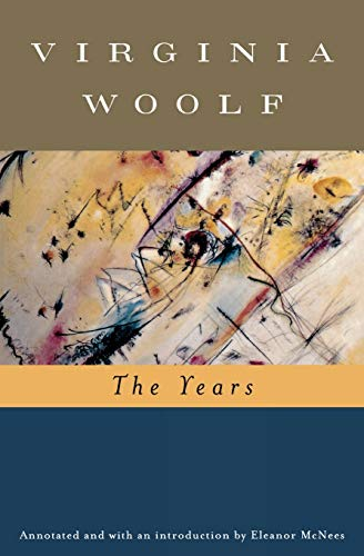 9780156034852: The Years (Annotated)