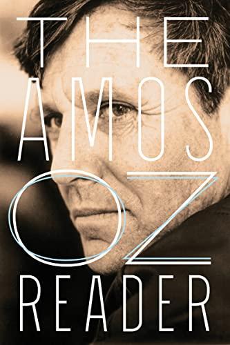 9780156035668: The Amos Oz Reader