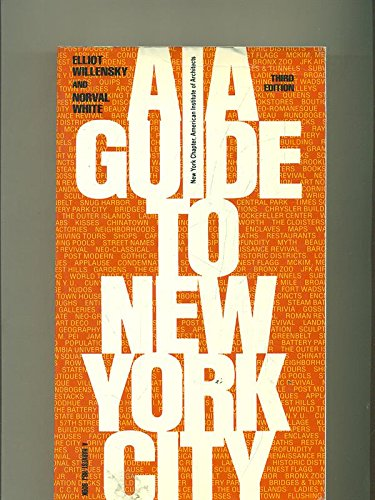 9780156036009: Aia Guide to New York City