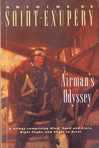 9780156037334: Airman's Odyssey