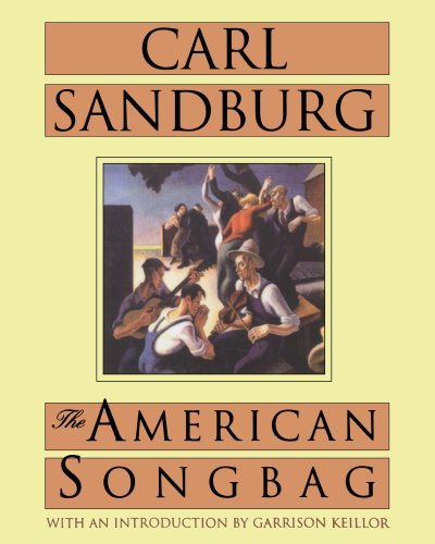 9780156056502: The American Songbag (Harvest Books)
