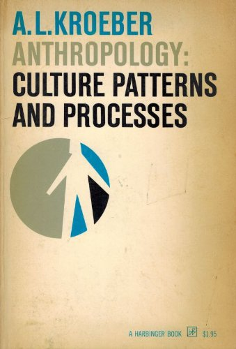 9780156078054: Anthropology: Culture Patterns and Processes