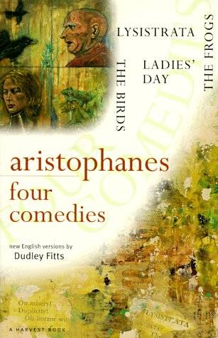 9780156079006: Aristophanes Four Comedies: Lysistrata, the Frogs, the Birds, Ladies' Day