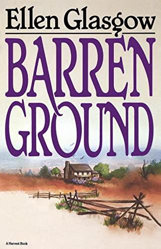 9780156106856: Barren Ground