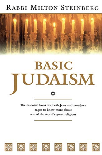 9780156106986: Basic Judaism (Harvest Book.)