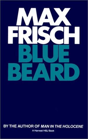9780156131988: Bluebeard: A Tale