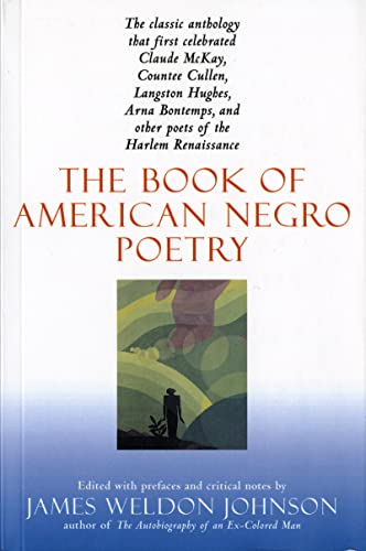 The Book of American Negro Poetry: The Classic Anthology