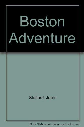9780156136112: Boston Adventure (A Harvest/HBJ book)
