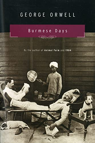 9780156148504: Burmese Days (Harbrace Paperbound Library, Hpl 62)
