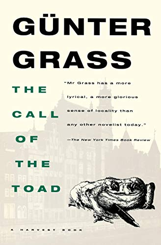9780156153409: The Call of the Toad (Harvest Book)