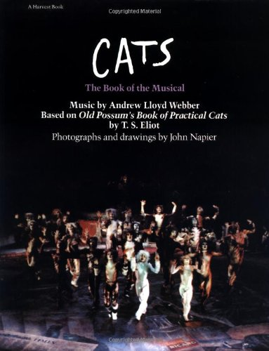 9780156155823: Cats: The Book of the Musical