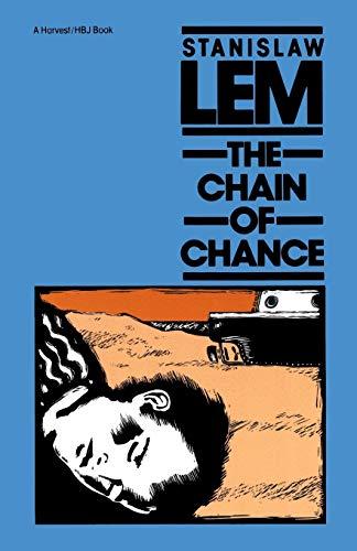 The Chain of Chance: Stanislaw Lem; Translator-Louis