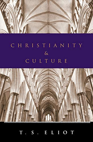 9780156177351: Christianity and Culture
