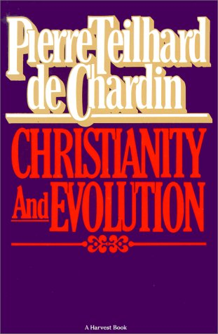 9780156177405: Christianity and Evolution
