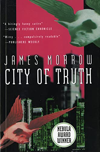 9780156180429: City of Truth (Harvest Book)