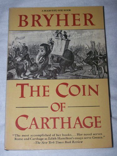 9780156184076: Coin of Carthage (Harvest/HBJ Book)