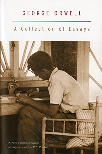 9780156186001: A Collection of Essays (Harvest Book)