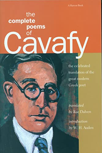 9780156198202: The Complete Poems of Cavafy