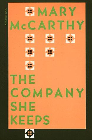 9780156200851: The Company She Keeps