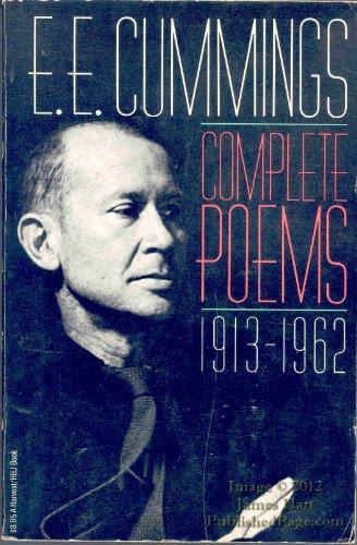 9780156210621: E. E. Cummings: Complete Poems, 1913-1962