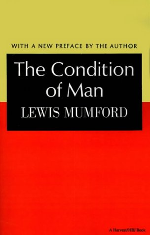 9780156215503: The Condition of Man (Harvest Book, Hb 251)