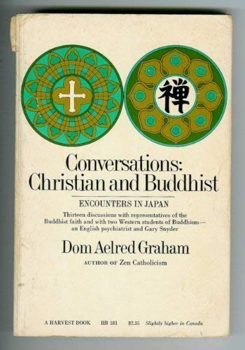 9780156225885: Conversations: Christian and Buddhist