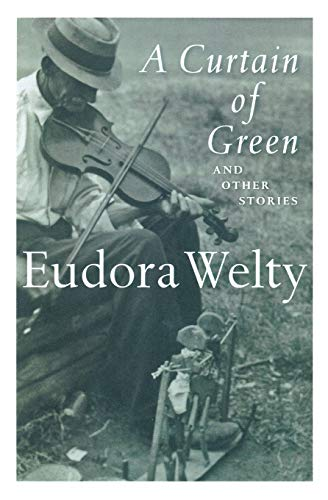 9780156234924: A Curtain of Green & Other Stories: And Other Stories (Harvest/HBJ Book)