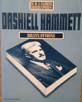 9780156239561: Dashiell Hammett