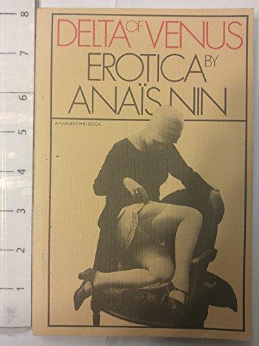 9780156252775: Delta of Venus: Erotica