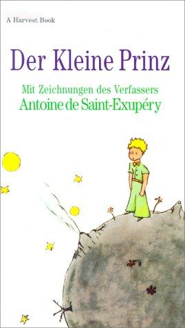 9780156252850: Der Kleine Prinz (A Harvest /HBJ Book) (German Edition)