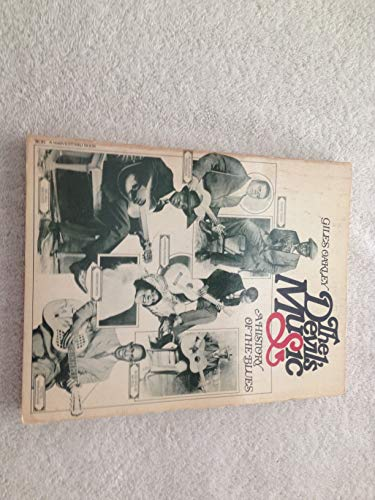 9780156255868: The Devil's Music: A History of the Blues (A Harvest/HBJ book)