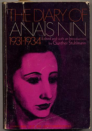 9780156260343: Diary of Anais Nin: 1966-1974