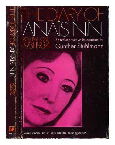 The Diary of Anais Nin : six volume set with photographic supplment ( 7 vols total) in slipcase ; ...