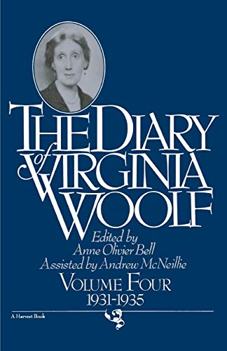 9780156260398: The Diary of Virginia Woolf, Volume 4: 1931-1935