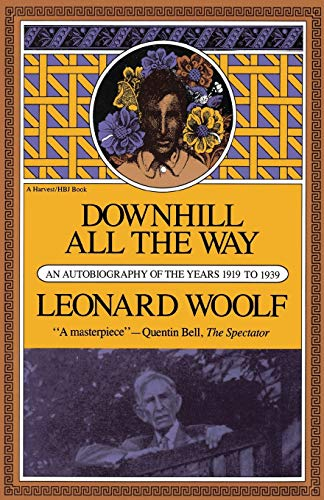 9780156261456: Downhill All the Way: An Autobiography of the Years 1919-1939 (Harvest Book; Hb 322)