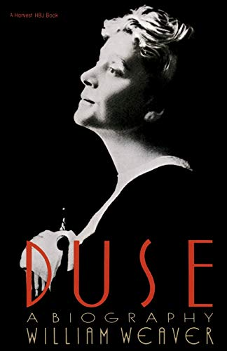 9780156262590: Duse- a Biography