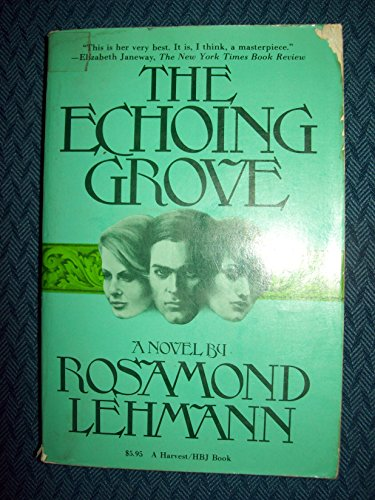 9780156274876: The Echoing Grove