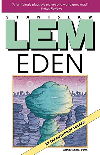 9780156278065: Eden (Helen & Kurt Wolff Book)