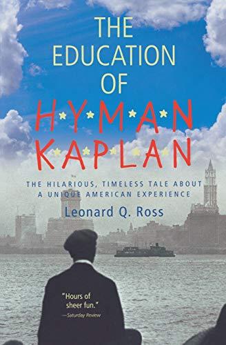 9780156278119: The Education of Hyman Kaplan (Harvest Book)