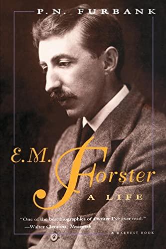 9780156286510: E. M. Forster: A Life (A Harvest Book)