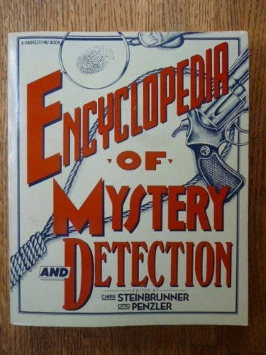9780156287876: Encyclopedia of Mystery and Detection