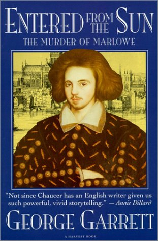 9780156287951: Entered From The Sun: The Murder Of Marlowe
