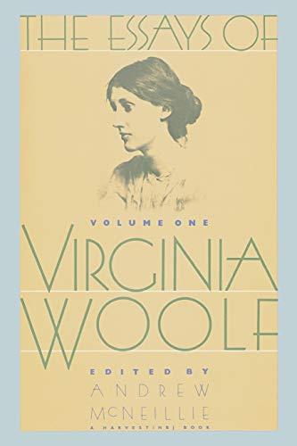 9780156290548: Essays of Virginia Woolf: 1904-1912: 001