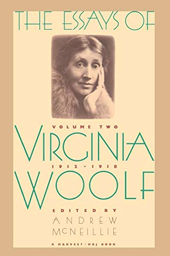 9780156290555: Essays of Virginia Woolf, Vol. 2: 1912-1918 (Essays of Virginia Woolf, 1912-1918)